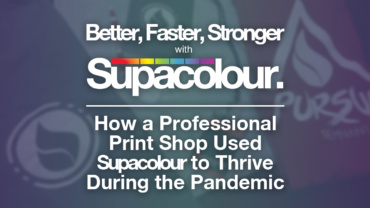 Better, Faster, Stronger… with Supacolour